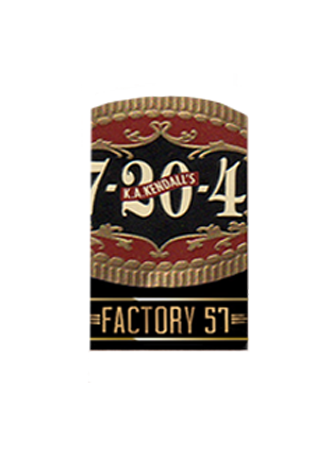 7-20-4 Factory 57 Cigars