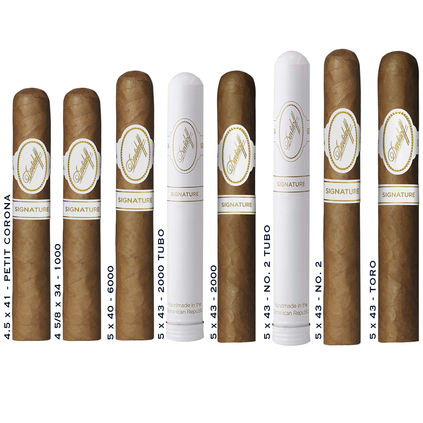 Davidoff Signature Cigars - Buy Premium Cigars Online From 2