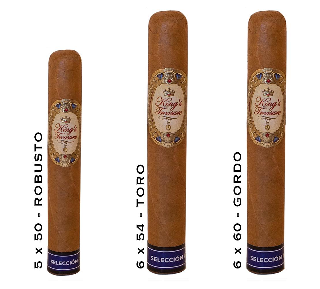 Kings Treasure Cigars - Buy Premium Cigars Online From 2
