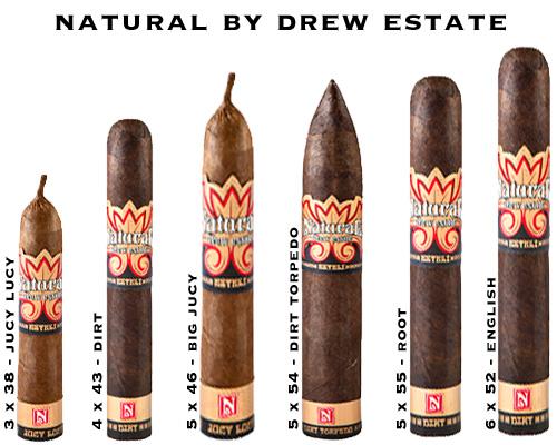 Natural Drew Estate Big Juicy
