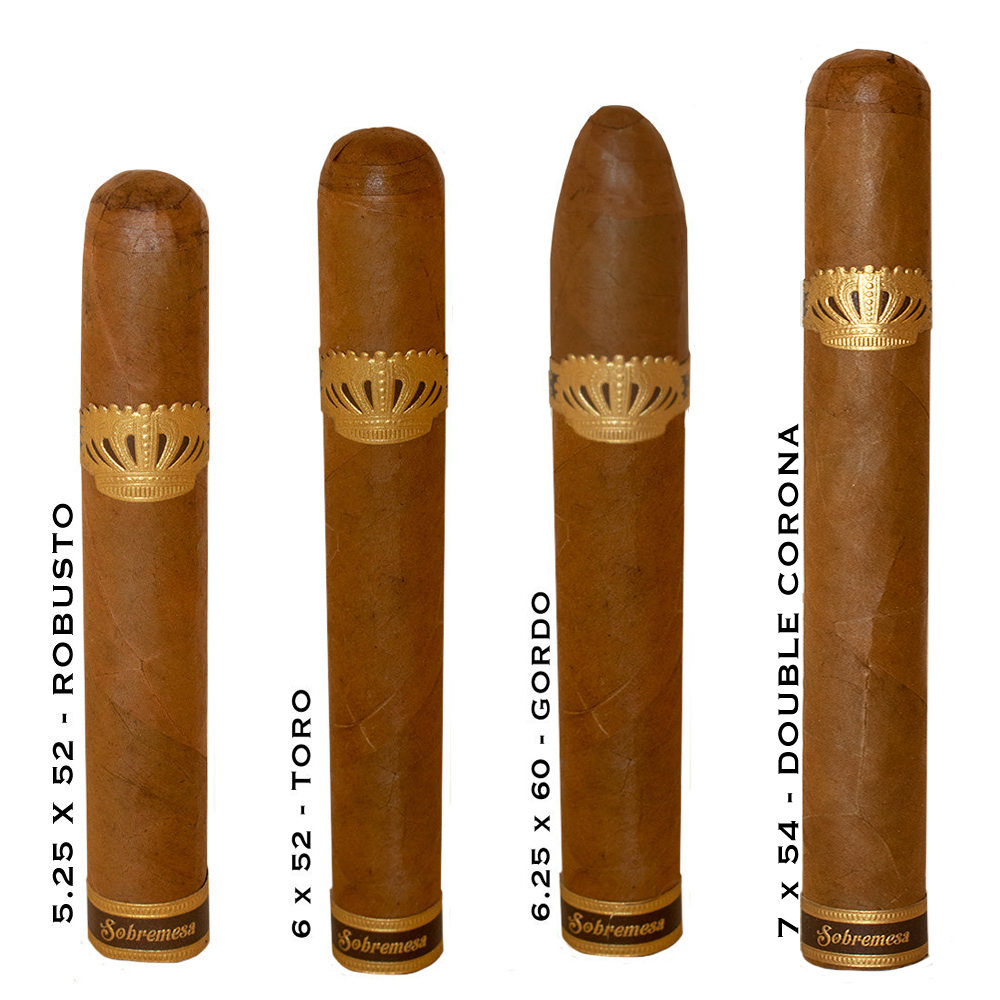 Sobremesa Brulee Cigars - Buy Premium Cigars Online From 2